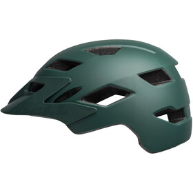 Bell Sidetrack Helmet Barn matte dark green/orange